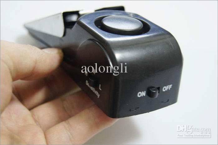Super Venster Deur Stop Alarm 3-Modus Home Security System Anti-diefstal Inbreker Alarm Batterij Powered Gratis verzending