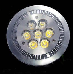 Wholesale Down Light Led E27 12v - NEW AR111 LED ceiling down light 12W 14W 18W 10W 85-265V G53 E27 GU10 Warm white led down light