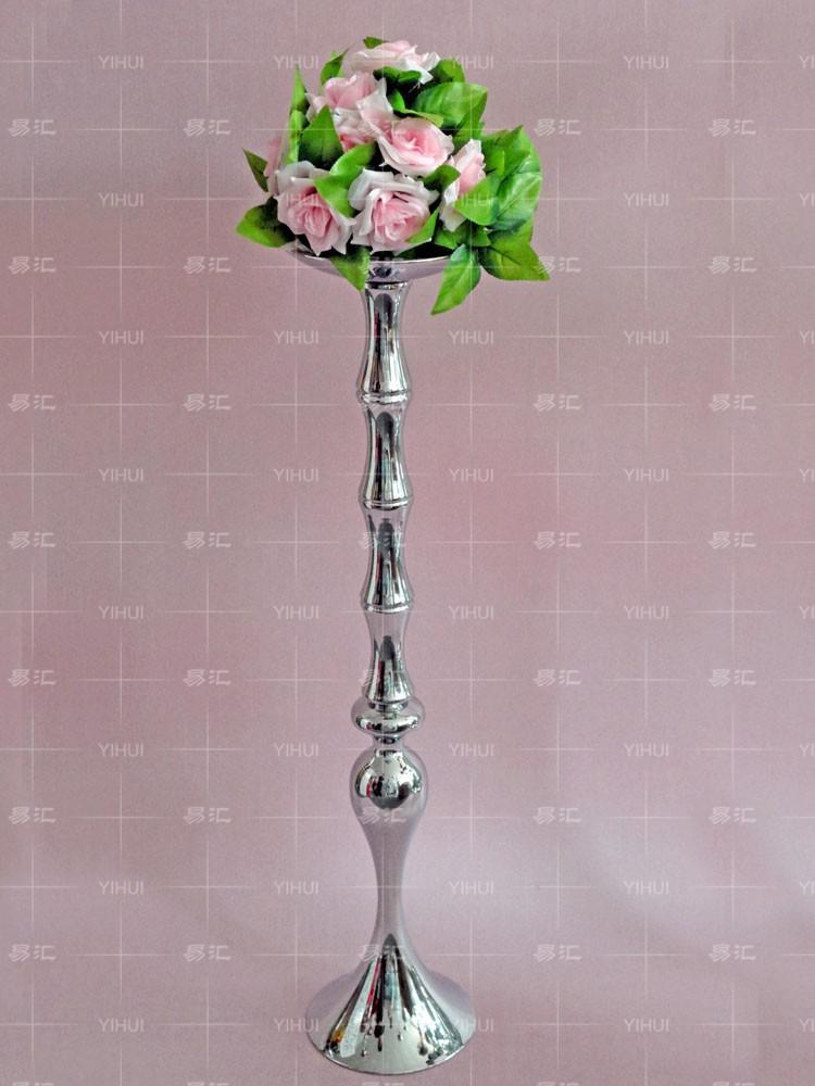 Bröllopsbord Blomma Vase Centerpieces för bröllopsdekoration