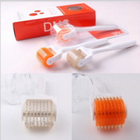 Wholesale Derma Roller Skin Care - DNS biogenesis Microneedle Derma Roller 200 needles DNS Derma Rolling System For Skin Care Various Size