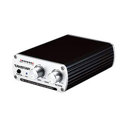 Wholesale Amplifier Cables - Takstar MA-1C 3D audio amplifier microphone preamps with 48V phantom power reverb power supply With Audio Cable XLR- XLR 3.5mm plug- XLR-F