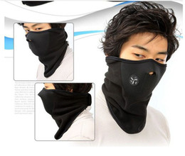 Wholesale Mask Wind Motorcycle - Ski Snowboard Motorcycle Bike Fishing Wind Proof Face Neck Warmer Mask