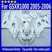 k5 parçalar toptan satış-SUZUKI GSXR1000 05 06 için enjeksiyon kalıp kaportalar seti GSX-R1000 2005 GSXR 1000 2006 K5 satış sonrası kaporta tamir parçaları