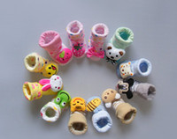 Wholesale Newborn Shopping - 30%off Newborn socks, baby socks, cotton baby socks stand, three-dimensional body doll socks baby socks wholesale sock shop 12pairs 24pcs CR
