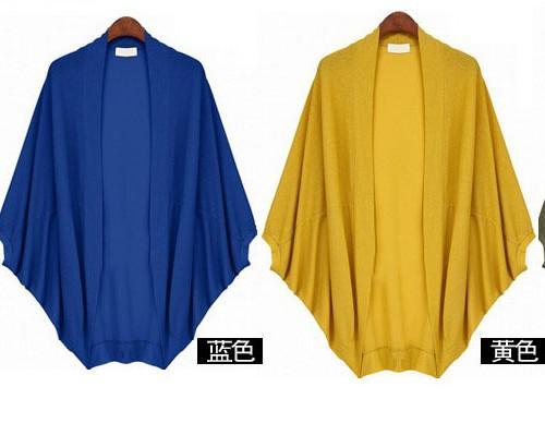 New Women Knitwear Sunscreen Shirts Cardigan Ultra-Thin Ladies Cardigan