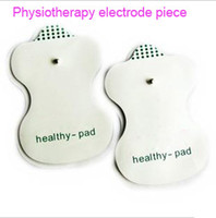 Wholesale Tens Massager Electrodes - Home healthy angel Electrode Pads healthy pad for Backlight Tens Acupuncture Digital Therapy Machine Massager t5593