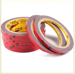 Wholesale Double Tail - Auto Acrylic Foam Double Sided Attachment Tape 6mm