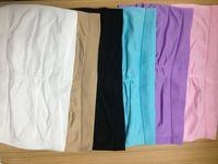 Wholesale Seamless Bra Wrap - High Quality Wrapped chest Seamless Bra Microfiber Pullover Bra Body Shape Sport Bra Wrapped Chest