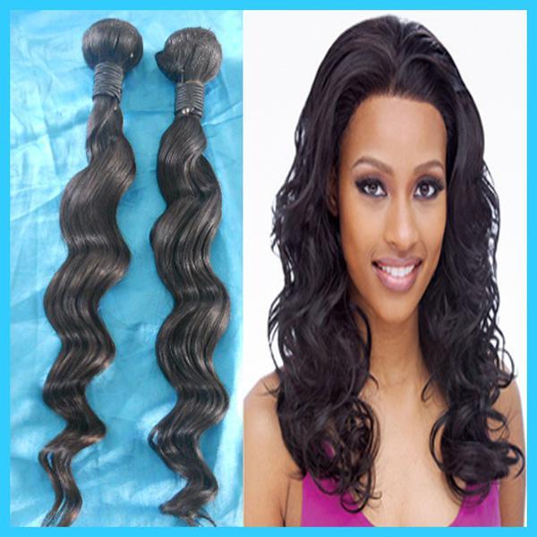 Beautiful Brazilian Human Hair Weaving Extensions