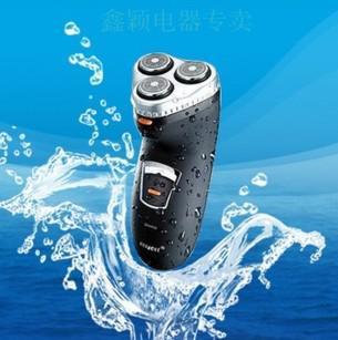 2013 Hot Sale Europe Body laver rasoir électrique 3 lame couteau barbe hommes rasoir