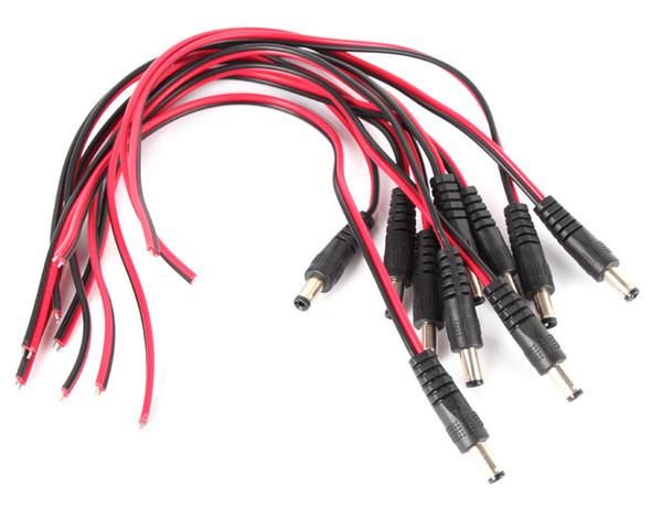 Мужской кабель DC