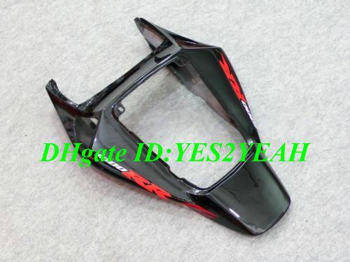 혼다 용 CBR1000RR 04 05 페어링 부품 CBR 1000RR CBR 1000 RR 2004 2005 적색 불꽃 검은 색 Fairings kit + 7 가지 선물 Hm45