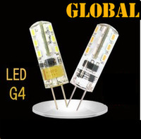 Wholesale High Power Led G4 - High Power SMD 3014 3W 12V G4 LED Lamp Replace 30W halogen lamp 360 Beam Angle LED Bulb lamp warranty 2 years