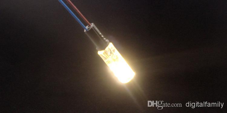 높은 전원 SMD 3014 3W 12V G4 LED 램프 교체 30W 할로겐 램프 360 빔 각도 LED 전구 램프 보증 2 년