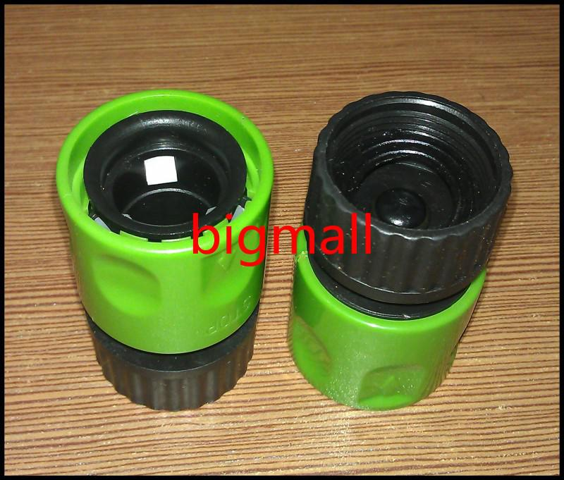 2018 Garden Hose Female Adaptor Connector Hoselock With 3/4 Thread Fits  Euro Standard Clip Water Nozzle From Bigmall, $143.58 | Dhgate.Com