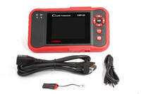 Wholesale Creader X431 - 100% Genuine Launch CPR 129 Auto Code Reader Launch X431 Creader VIII Update Via launch Offical Website