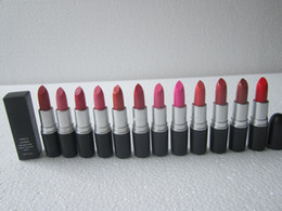 Wholesale lips colours resale online - 2014 brand new colours makeup lipstick beautiful color lip stick net g