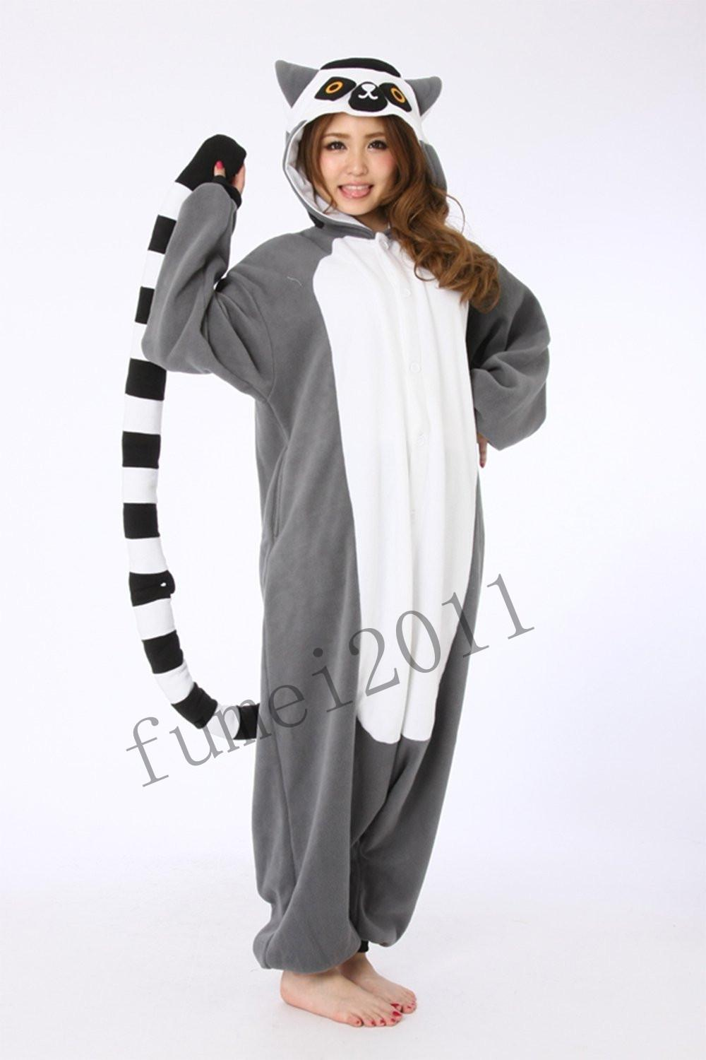Racoon -!Animals Cosplay Pajamas/pyjamas/onesie/jumpsuit/costumeCorgi/panda/cat/wolf/pikachu/fox Costumes Animal Online with $30.6/Piece on Huabaolou888u0027s ...  sc 1 st  DHgate.com & Racoon -!Animals Cosplay Pajamas/pyjamas/onesie/jumpsuit/costume ...