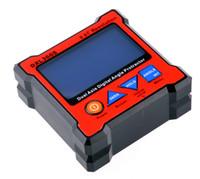 níveis do modelo venda por atacado-Novo Modelo DXL360 / S / C V2 Digital Transferidor Inclinômetro Duplo Eixo Nível caixa de medida régua de ângulo medidor de Elevação Freeshipping