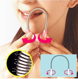 Wholesale Epistick Hair Remover - 5PCS LOT Beauty Epistick Epilator Facial Face Hair Free Remover