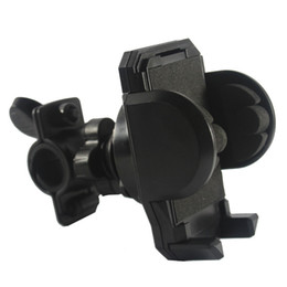 Wholesale Bicycle Bike Gps - Universal Bike Bicycle Sports Mount Holder for Mobile Cell Phone PDA iPod GPS In retail package 5pcs lot