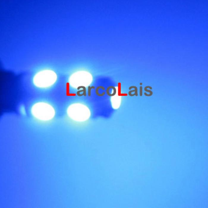 Blanco 9 SMD 5050 LED T10 W5W 194168 3CHIPS Coche Auto Luz Luces Bombilla Bombillas Lámpara 9LED 9-LED