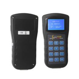 Wholesale Super Key Programmer - Super VAG K CAN 4.6 Key Progammer Odometer Correction Tool Airbag Reset Code Reader Free Shipping