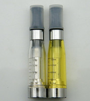 Wholesale Cartomizer Clearomizer Ego Wickless - Wholesale -CE4 CE5 CE6 Cartomizer Clearomizer ego colorful atomizer non-removable no wick wickless vaporizer Heavy vapor no e-liquid leaking