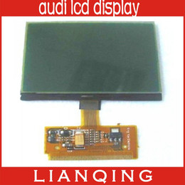 Wholesale Audi A3 Lcd - For Audi LCD Display Vdo Lcd Display For VW Audi A3 A4 A6 1pcs free ship