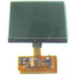 Wholesale a6 lcd vdo - New For VW AUDI A3 A4 A6 VDO LCD Display Volkswagen Display For Golf Passat Seat
