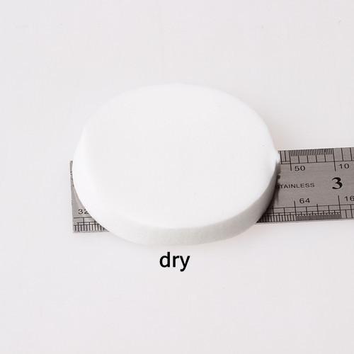 Las esponjas de maquillaje Wet Dry Foundation / / set Más grande Wet Latex Songe libre Songe Puff Powder Puff VE Cosmetic Puff de algodón