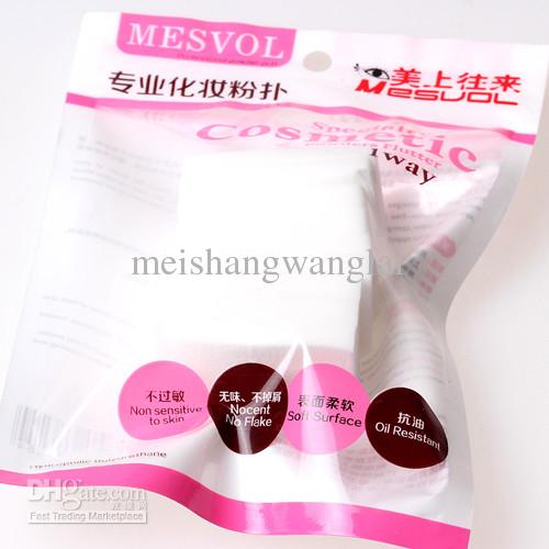 Make Up Sponges Wet Dry Foundation Larger Wet Latex Free Songe Puff Makeup Powder Puff VE Other Makeup Products