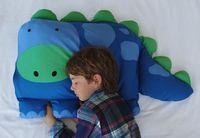 Wholesale Pillow Case Doomagic - Retail 1PCS DOOMAGIC Dino Children's Pillow Case Baby Pets Pillowcase Adult Pillow Covers Cartoon Kids Pillow Sheath D217