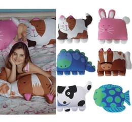 Wholesale Pillow Case Doomagic - Free Shipping Doomagic Children's Pillow Case Nursery Bedding Baby Pillowcase sheet Pillow Covers Weeping Kid Pillow Sheath D215