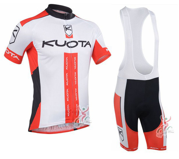 2013 KUOTA Team cycling jersey/ cycling clothing/ cycling wear+short bib suit-KUOTA-2B Free Shipping