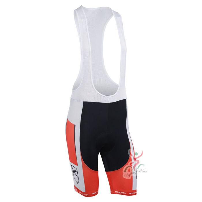 2013 KUOTA Team cycling jersey/ cycling clothing/ cycling wear+short bib suit-KUOTA-2B