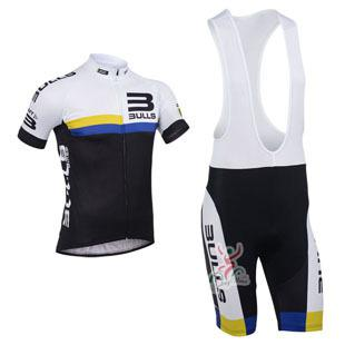 3e4c264f1 2013 Bulls Team Cycling Jersey  Cycling Clothing  Cycling Wear+Short ...