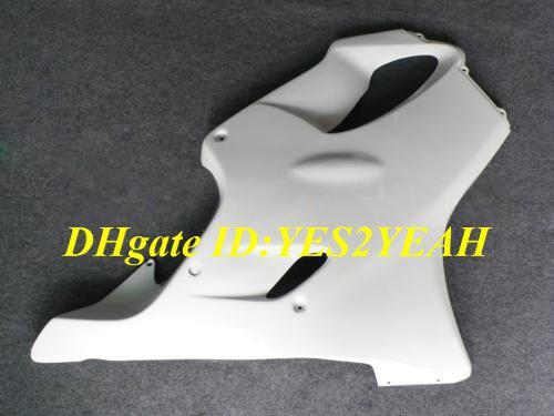 Verkleidungsset für HONDA CBR600F4I 01 02 03 CBR 600 F4I Karosserie CBR600 F4I CBR600 2001 2002 weiss Verkleidungsset + 7gifts HY22