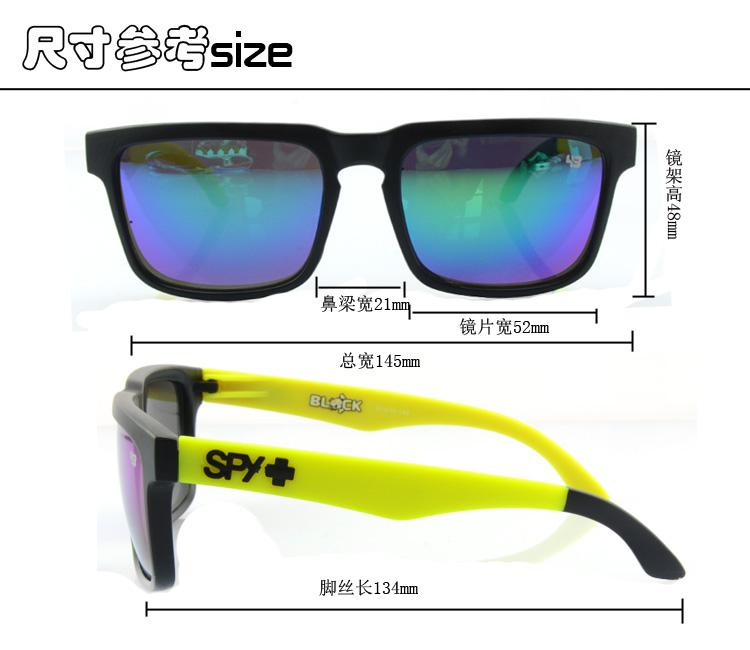 b162ff62ca Only Glass Hot!2013 Spy Optic + Ken Block Helm Cycling Sports Sunglasses  Outdoor Sports