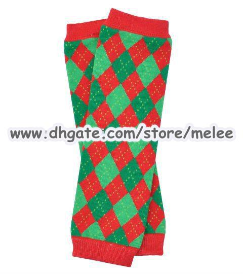 Christmas Baby Leg Warmer infant colorful Santa leg warmer child socks Legging Tights Leg Warmers Arm warmers Zig-zag Leggings =
