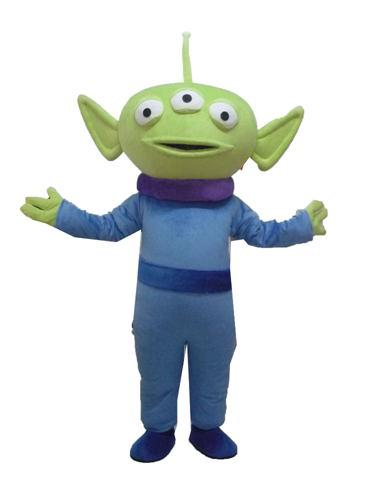 Squeeze Toy Aliens Mascot Little Green Men Costume Toy Story Character Mascot Party Costumes Alien Mascot Halloween Dress Party Costumes Online with ...  sc 1 st  DHgate.com & Squeeze Toy Aliens Mascot Little Green Men Costume Toy Story ...