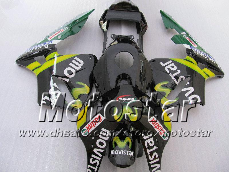 7Gifts injection molding fairings kit for HONDA CBR 600 RR 03 04 CBR600RR F5 2003 2004 road racing abs plastic fairing kits sq41