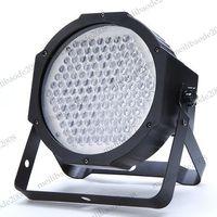 Wholesale Dmx 127 - AC 90-240V 127 RGB LED Effect Light DMX512 7 Channel Par Lights DMX-512 Stage Lighting for Disco DJ Party MYY5208