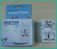All in One Universal power Adaptor,International Adapter,World Wide Travel Apator, power plug adapte 30-50pcs up