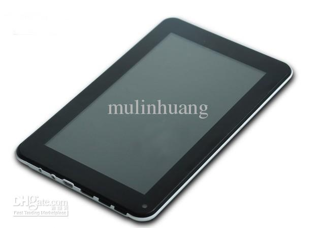 Wholesale - Freeshipping 7inch 7 inch Dual Core Tablet PC Android 4.2 A20 Capacitive multi-touch HDMI Dual Camera WIFI 512MB/4GB