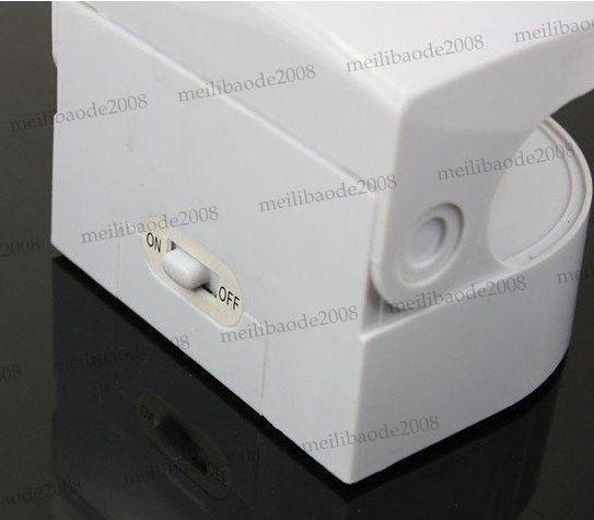 Ultrasone Cleaner Cordless Ultra Sonic Dental Denture Diamond Sieraden Horloge Ring Coin-kunstgebitten Cleaner MyY5220