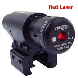 Taktik tüfek Kırmızı Lazer Sight Dot Kapsam 11mm / 20mm Kapsam Dağı Ile nereden 11mm kapak tutucuları tedarikçiler