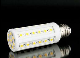 Wholesale E27 44 Smd Led - 5050 SMD LED Corn Light E27 E14 B22 8W 44 Corns Bulb Lights Lamp CE ROSH 2 Years Warranty Warm white Cool white Lighting 40pcs lot- Express
