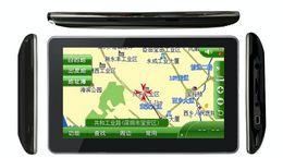 "Wholesale Greek Windows - 7.0"" navigator Windows Car GPS CE with 4G free maps DHL Free"
