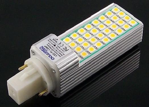Dropshipping E27 LED Corn Light PL 8W 5050 SMD 40 LED Bulb Lamp Cool|Warm White 85V-265V Free Shipping